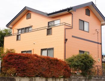 高崎市本郷町K様:外壁・屋根塗装の事例