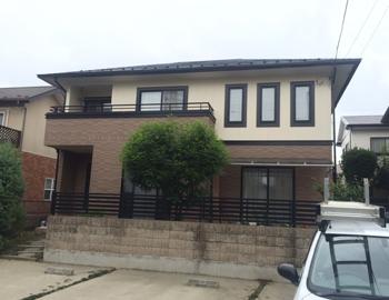 伊勢崎市連取町S様:外壁・屋根塗装の事例