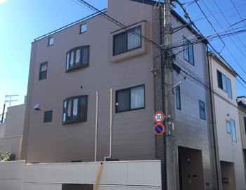 高崎市鶴見町Y様:外壁・屋根塗装の事例
