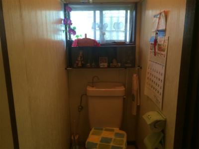 太田市東矢島町E様邸トイレ交換工事 現場調査に伺いました