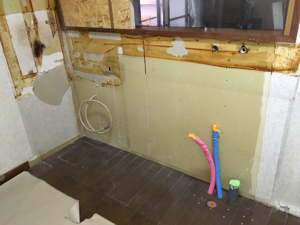 高崎市にてリクシルの「アレスタ」へキッチン交換工事 – ミヤケンリフォーム