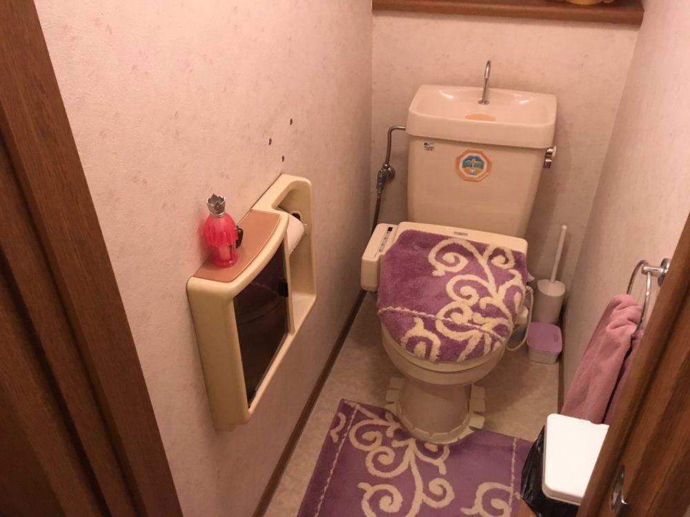 吉岡町にて築30年のトイレとお風呂のリフォーム工事のお見積り! – ミヤケンリフォーム