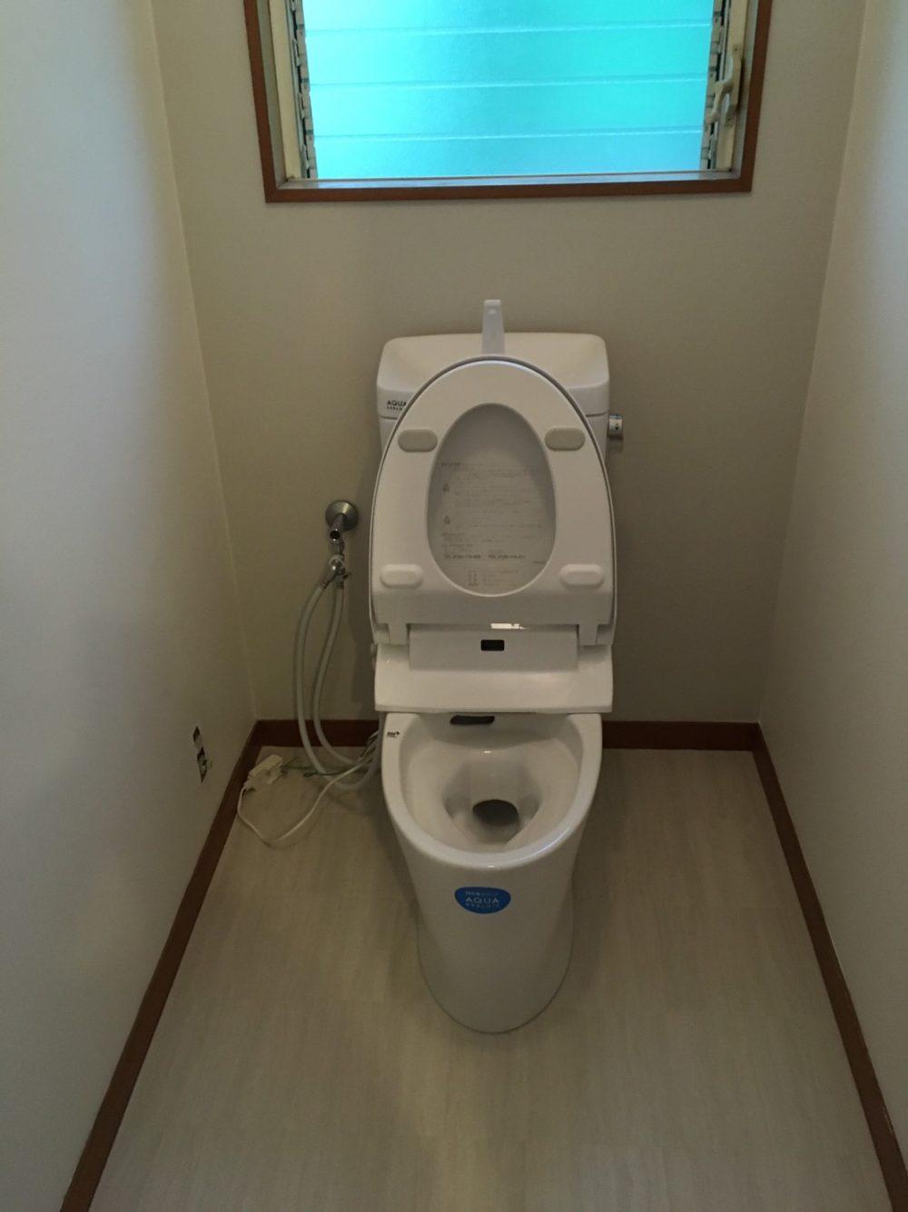 前橋市にて中古のお家の水回りリノベーション工事、着工中です – ミヤケンリフォーム