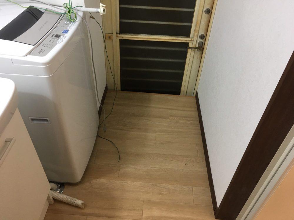 築45年!伊勢崎市でキッチン・クッションフロア改修工事完了! – ミヤケンリフォーム