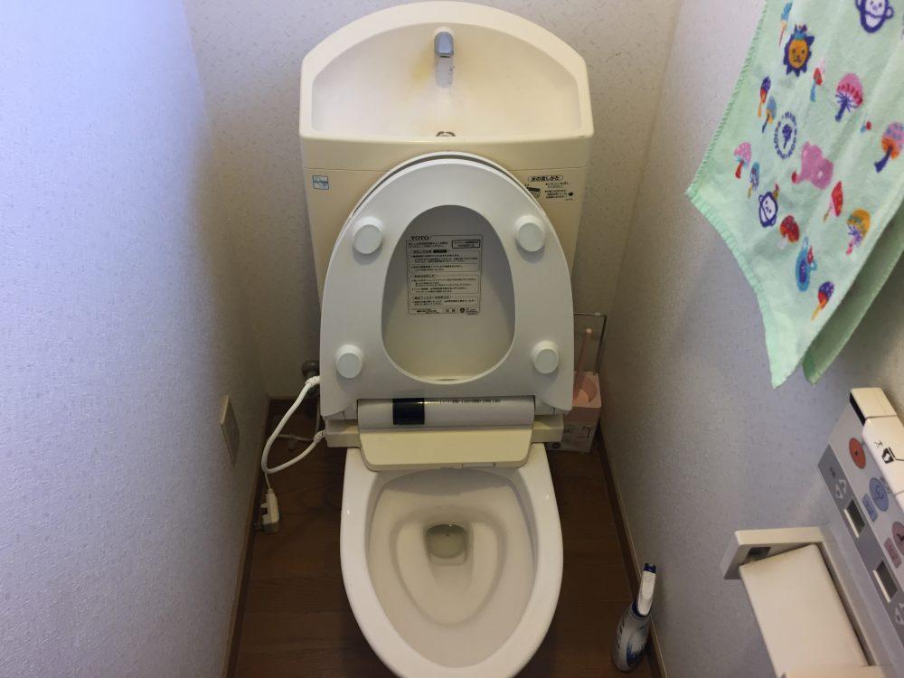 太田市K様のトイレリフォームが完成しました – ミヤケンリフォーム