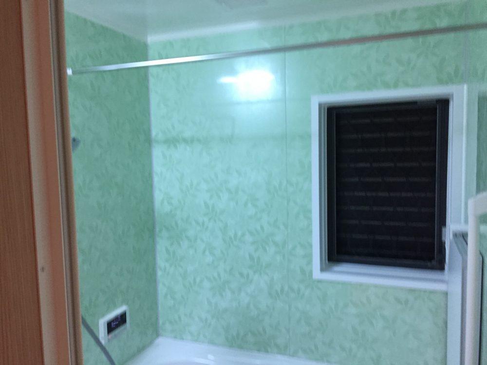 前橋市N様邸の浴室改修工事の工事中間点検に行きました – ミヤケンリフォーム