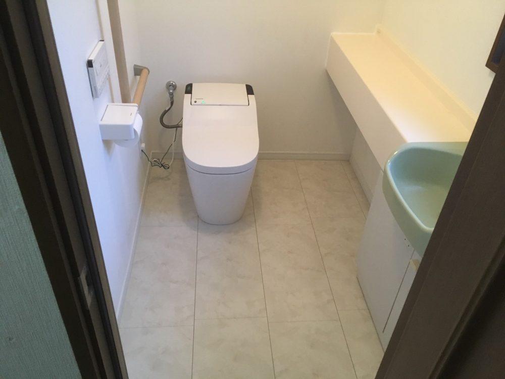 個人的におすすめなトイレ、アラウーノについてご紹介 – ミヤケンリフォーム