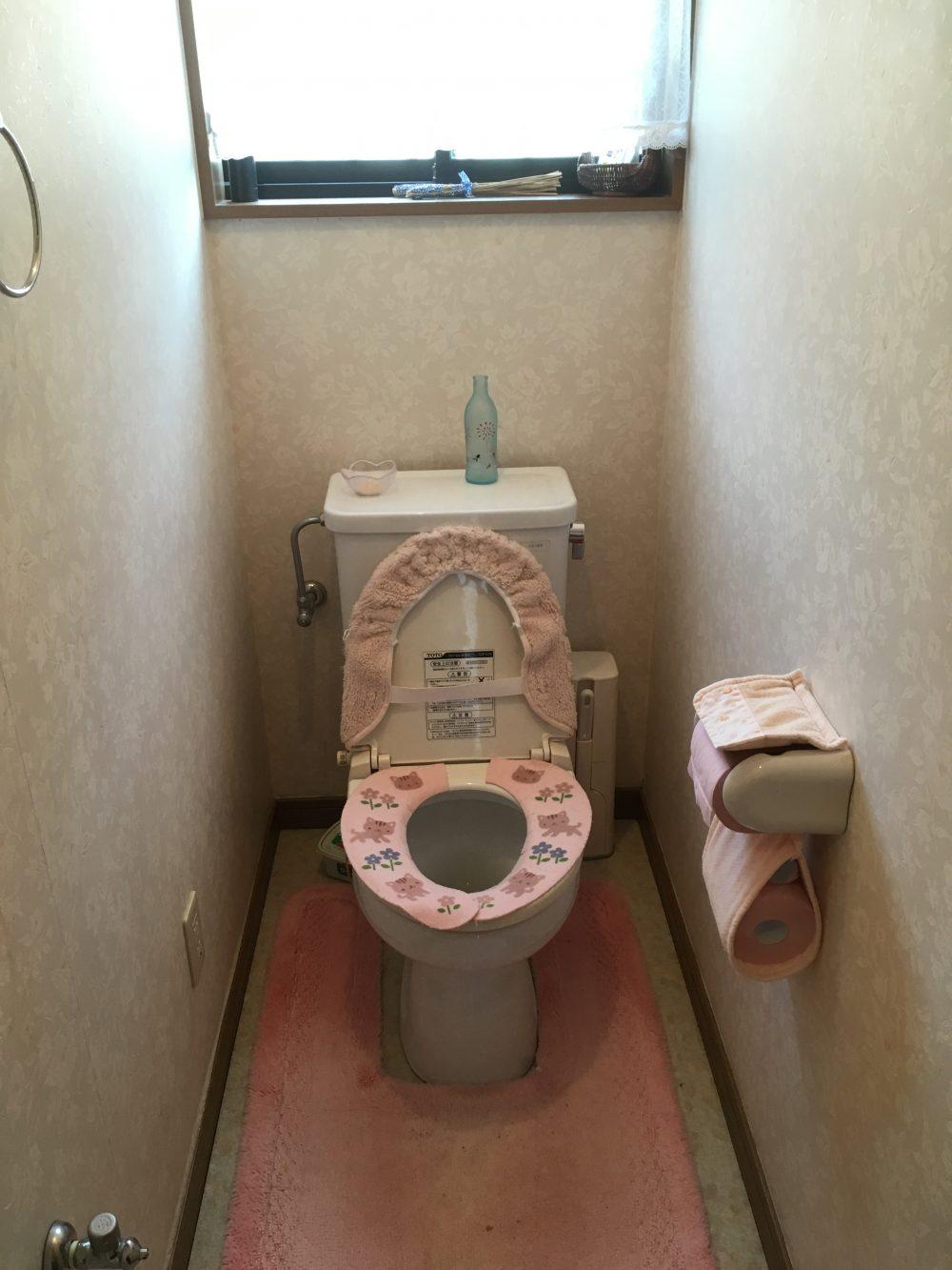 太田市にてトイレの現場調査にお伺いしました!