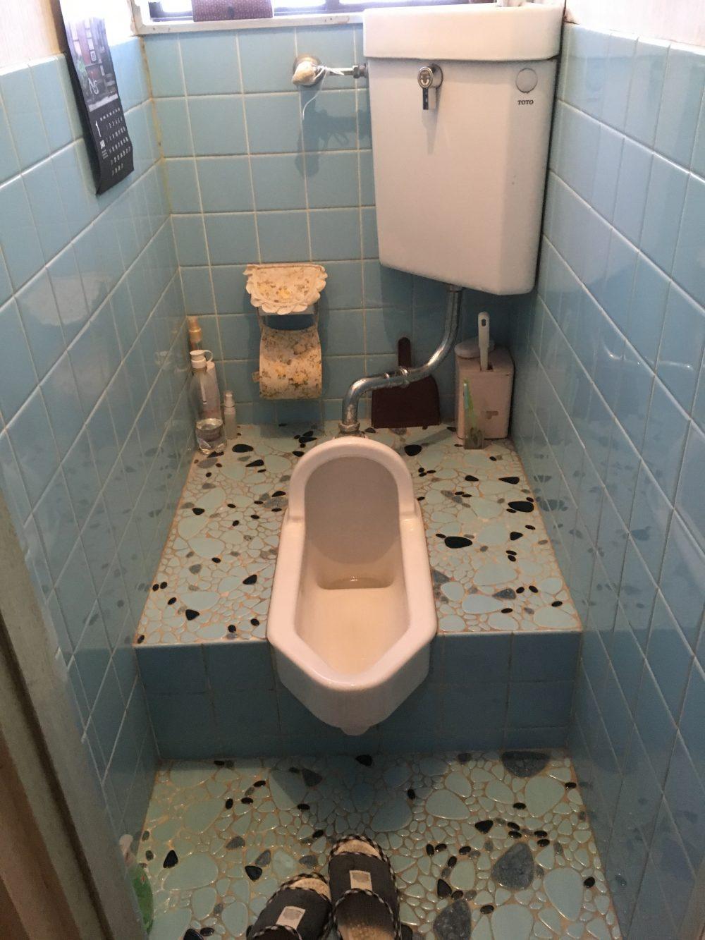 顧客様よりトイレのリピート工事をご依頼をいただきました!
