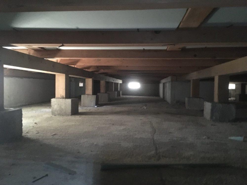 玉村町T様のお家で床下点検をしました