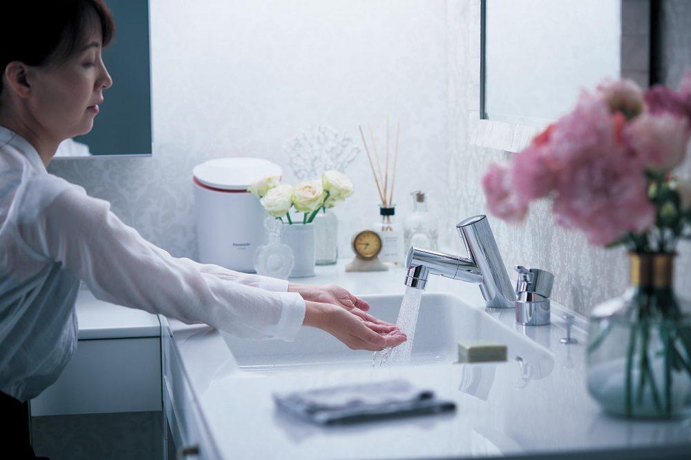 パナソニック Lクラス 洗面台のご紹介  – ミヤケンリフォーム
