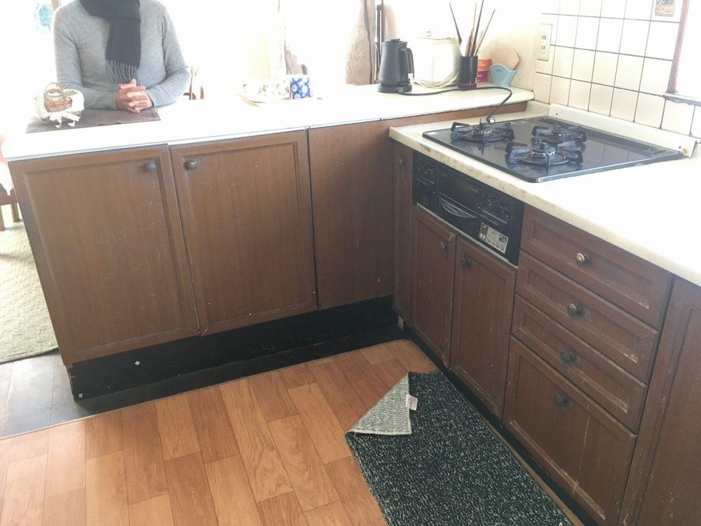 前橋市にてキッチンの現場調査にお伺いしました! – ミヤケンリフォーム