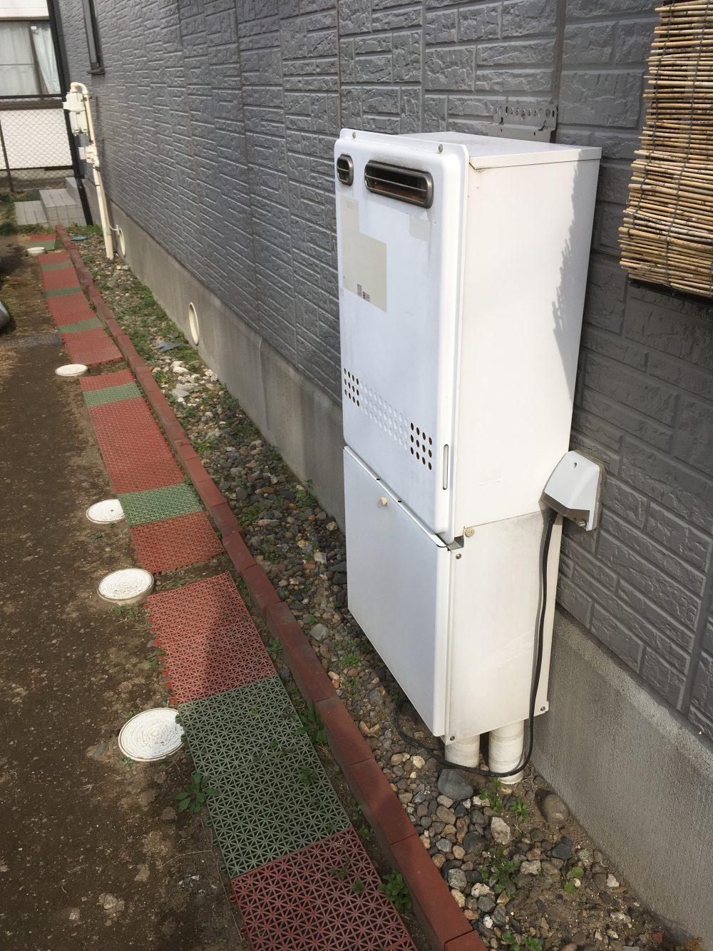 前橋市で給湯器(エコジョーズ)のお見積りにお伺いしてきました! – ミヤケンリフォーム