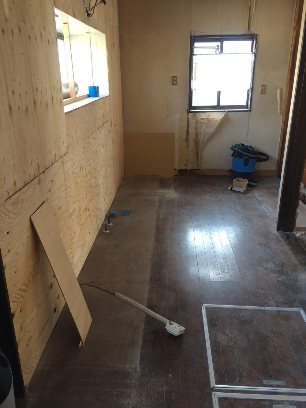 高崎市福島町 内部改修工事 中間検査に行ってきました。 – ミヤケンリフォーム