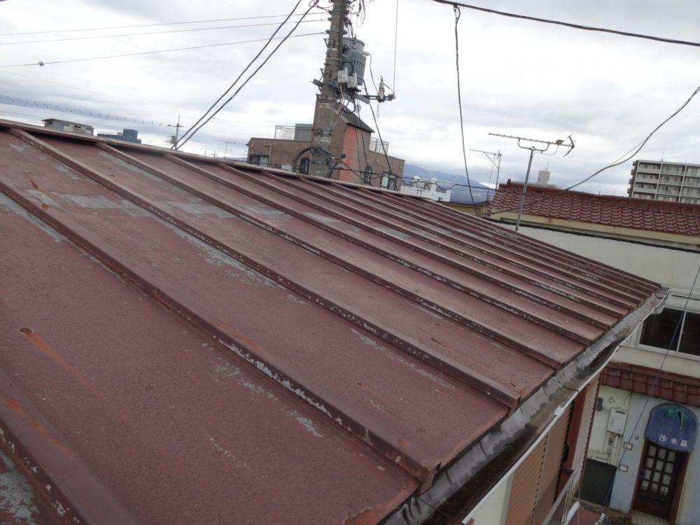 前橋市城東町にて屋根の診断を行いました – ミヤケンリフォーム