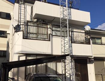 高崎市飯塚町A様:外壁塗装の事例