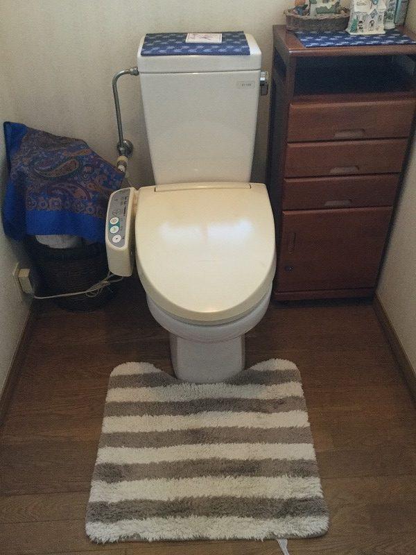 前橋市にてトイレ交換工事を行いました!(Panasonic アラウーノSⅡ) – ミヤケンリフォーム