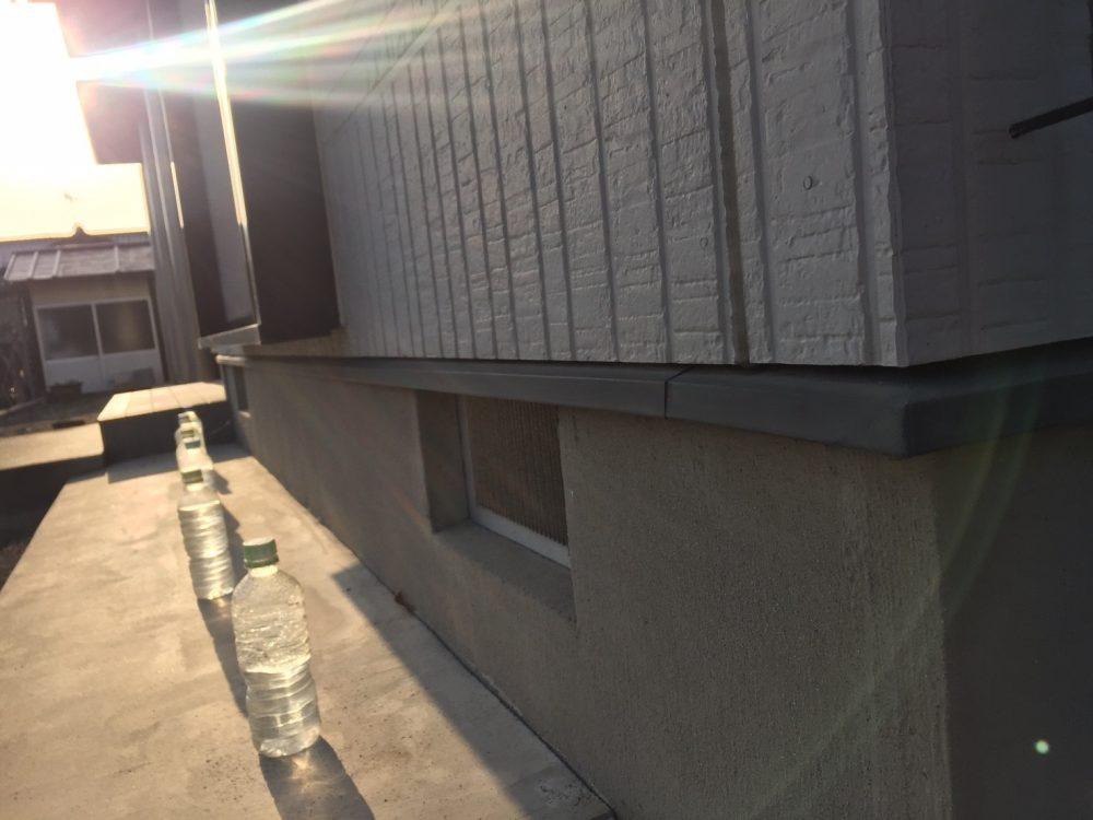 前橋市にて外壁の塗装工事・壁材の反りの現場調査にいきました – ミヤケンリフォーム