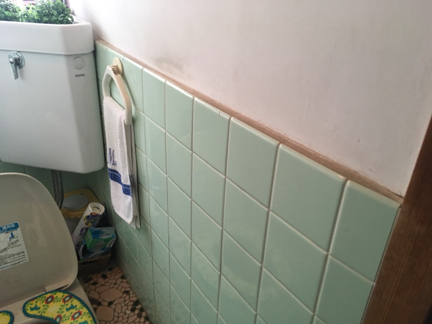 高崎市 和式トイレ