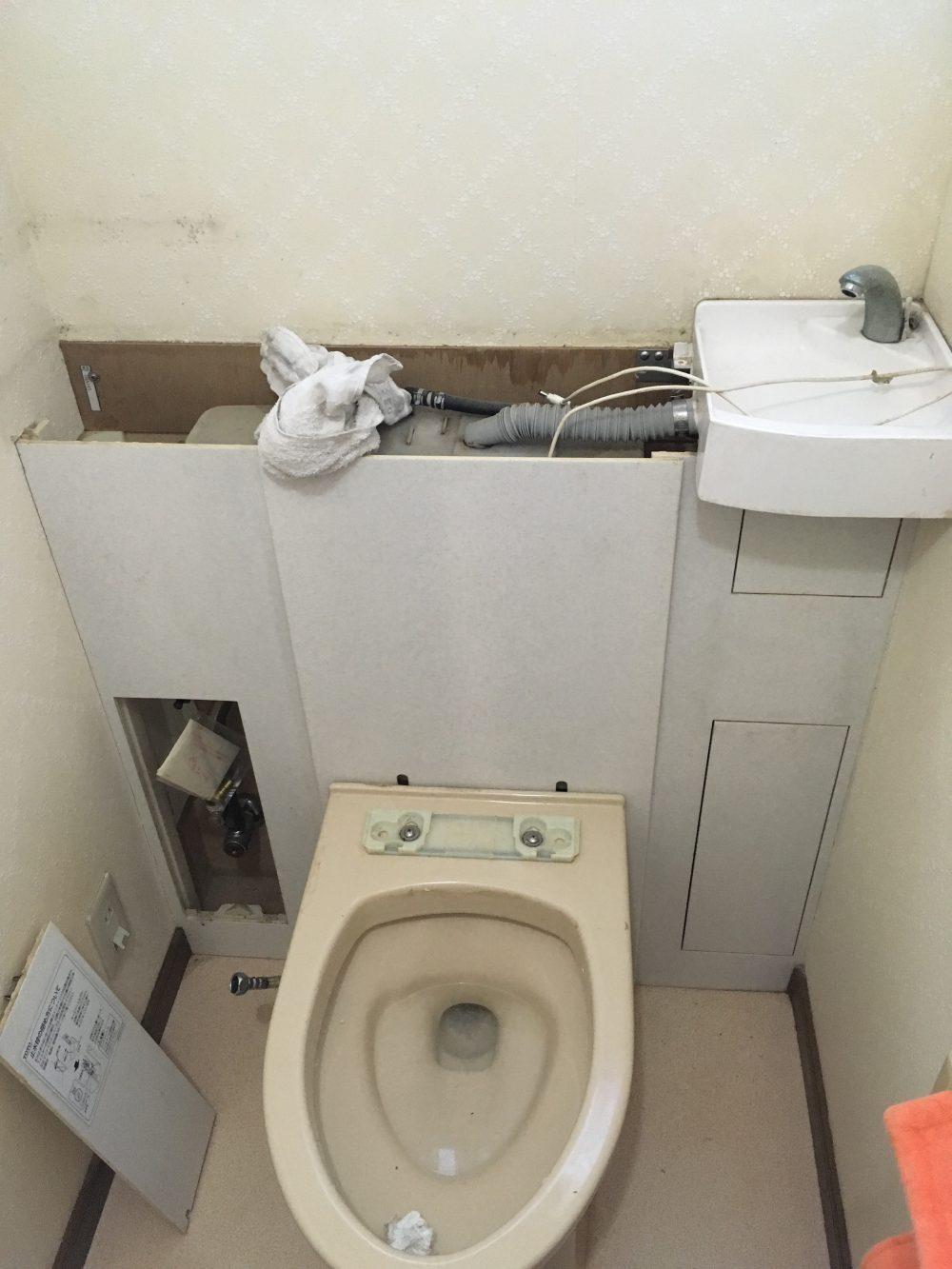 前橋市でトイレ工事の現調にお伺いしました。 – ミヤケンリフォーム