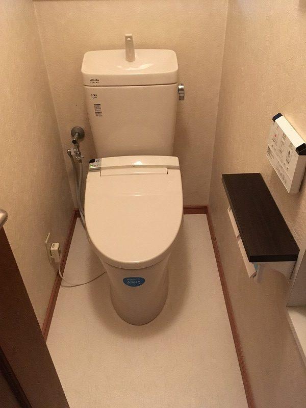 玉村町で浴室・洗面台・トイレ工事が完了いたしました! – ミヤケンリフォーム