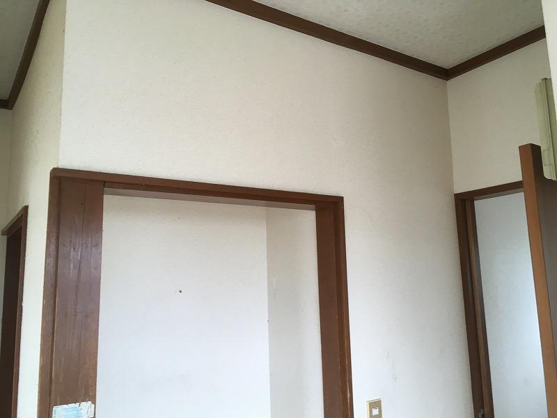 前橋市にて貸家住宅のクロス貼り替えのお見積りにお伺いいたしました! – ミヤケンリフォーム