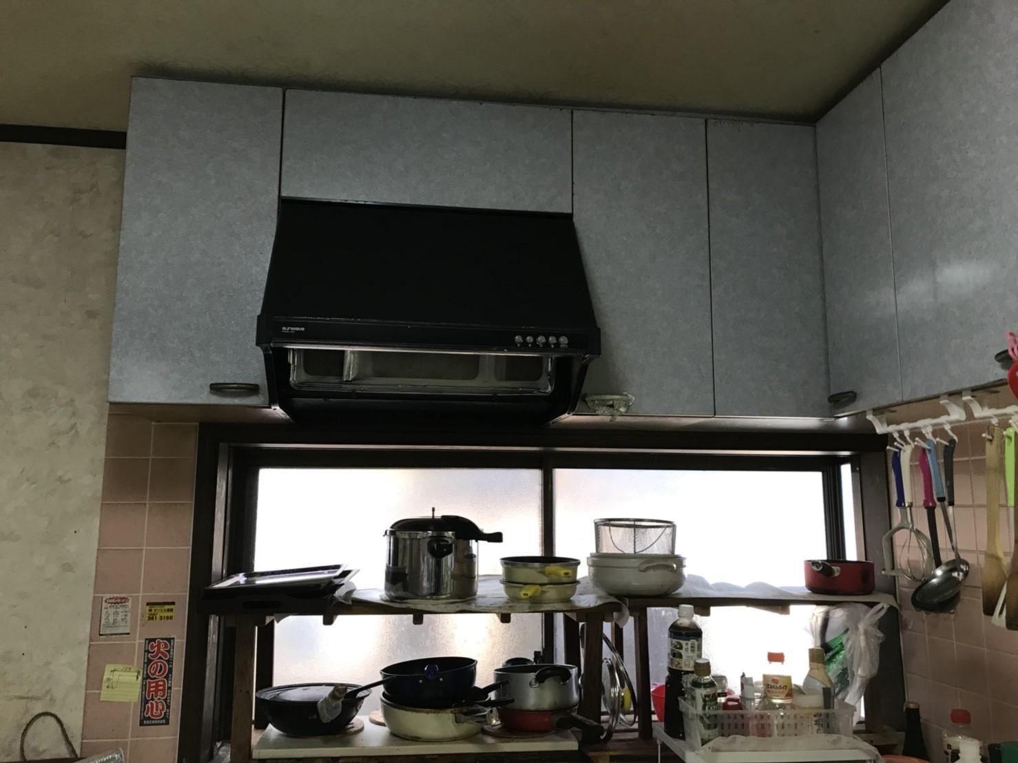 前橋 キッチン リフォーム
