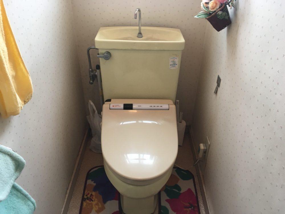 前橋市にてトイレ3プランをご提案してきました