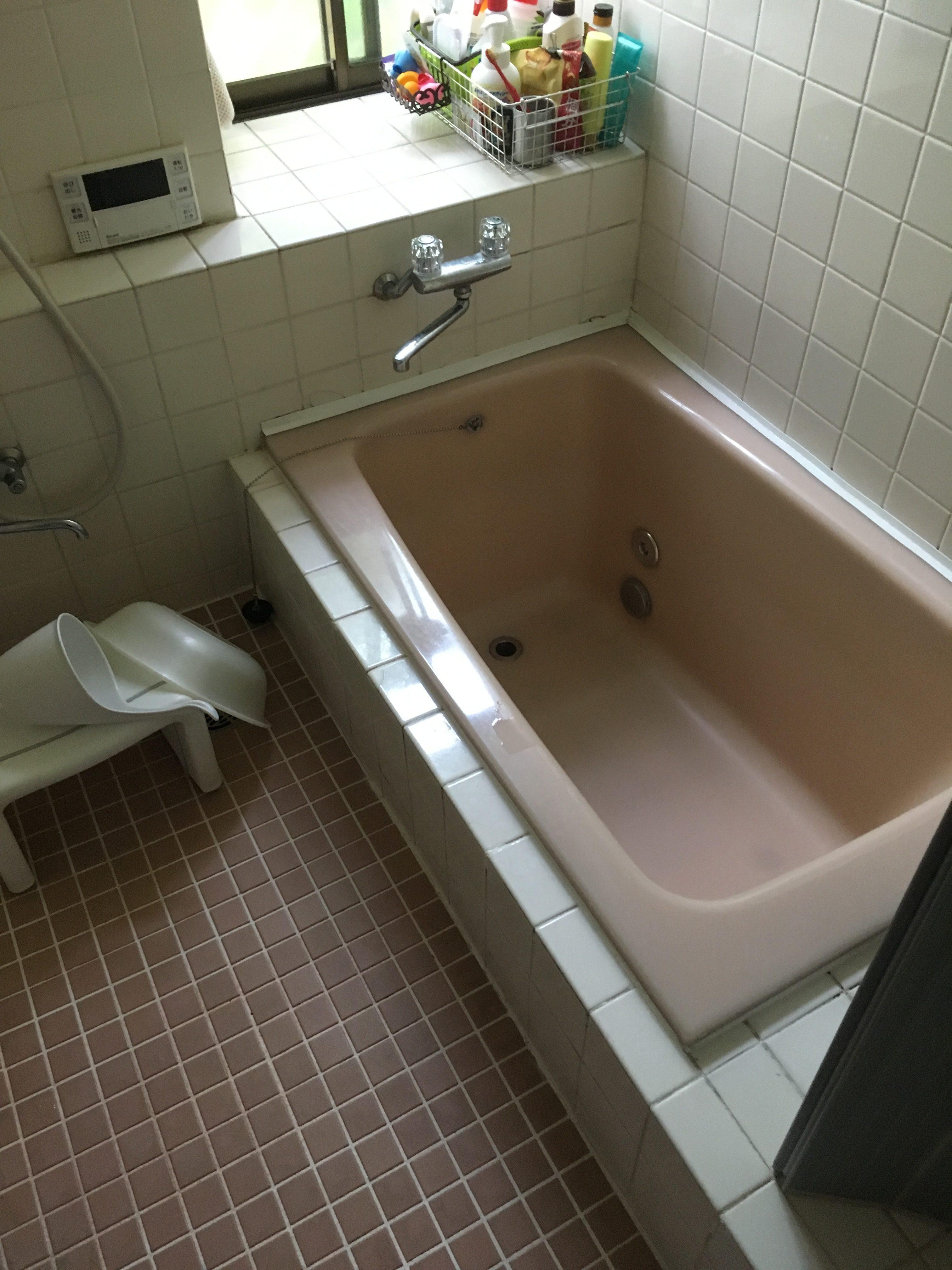伊勢崎市にて顧客様の浴室工事のお見積りにお伺いしました!