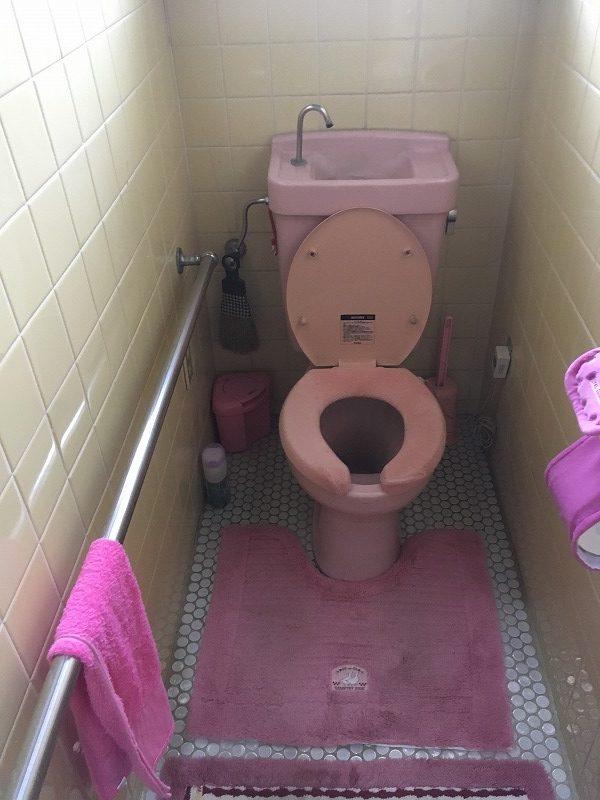 前橋市にてトイレ工事のお見積りにお伺いしてきました! – ミヤケンリフォーム
