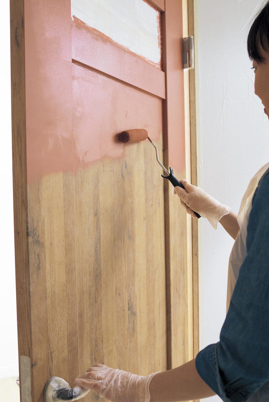 パナソニック 塗れる室内ドアが新登場します!