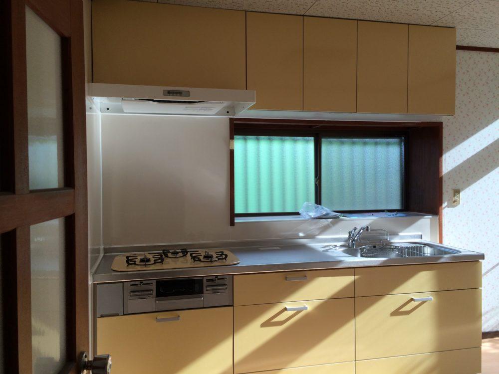 高崎市 浴室・キッチン改修工事のご紹介
