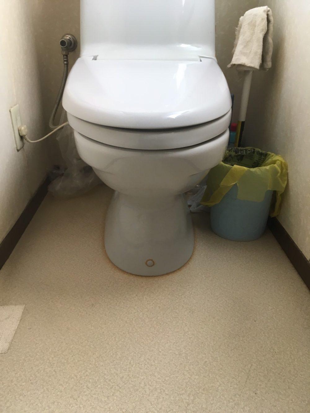 トイレ工事をご検討中の方には内装工事もご提案しています! – ミヤケンリフォーム