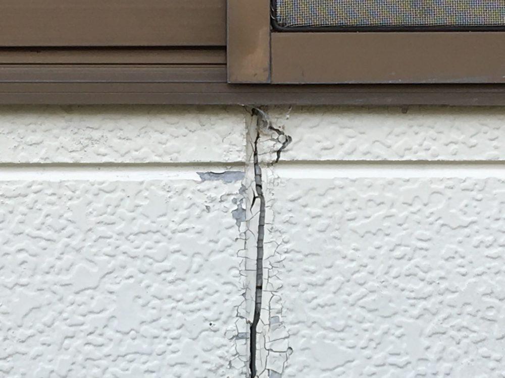 外壁塗装においてコーキングの劣化に注意してください! – ミヤケンリフォーム