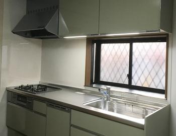 太田市矢場新町K様 キッチン改修工事