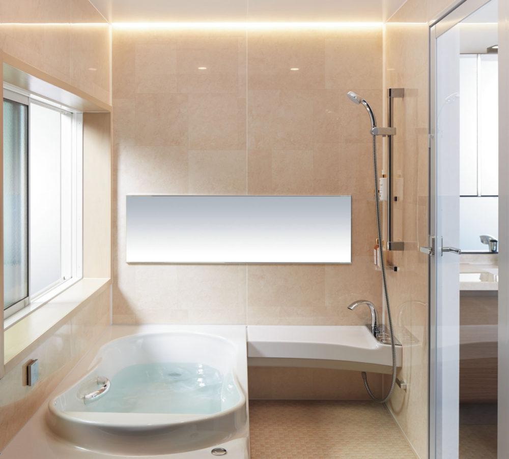 ちょっとリッチな浴室に・・LIXILスパージュのご紹介