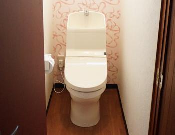 本庄市栄町F様 トイレ改修工事