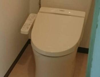 太田市新田上江田町M様トイレ交換工事