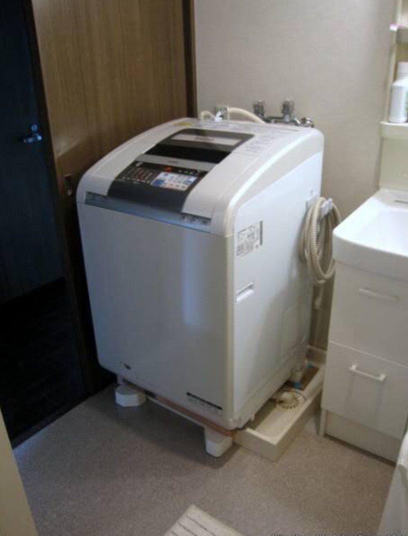 脱衣場のリフォーム工事でおすすめの洗濯パンのプチリフォーム – ミヤケンリフォーム