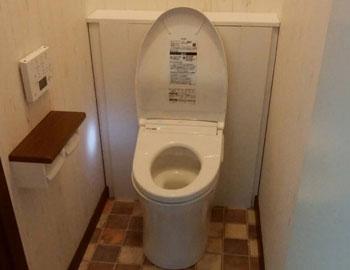 高崎市井野町S様 トイレ交換工事