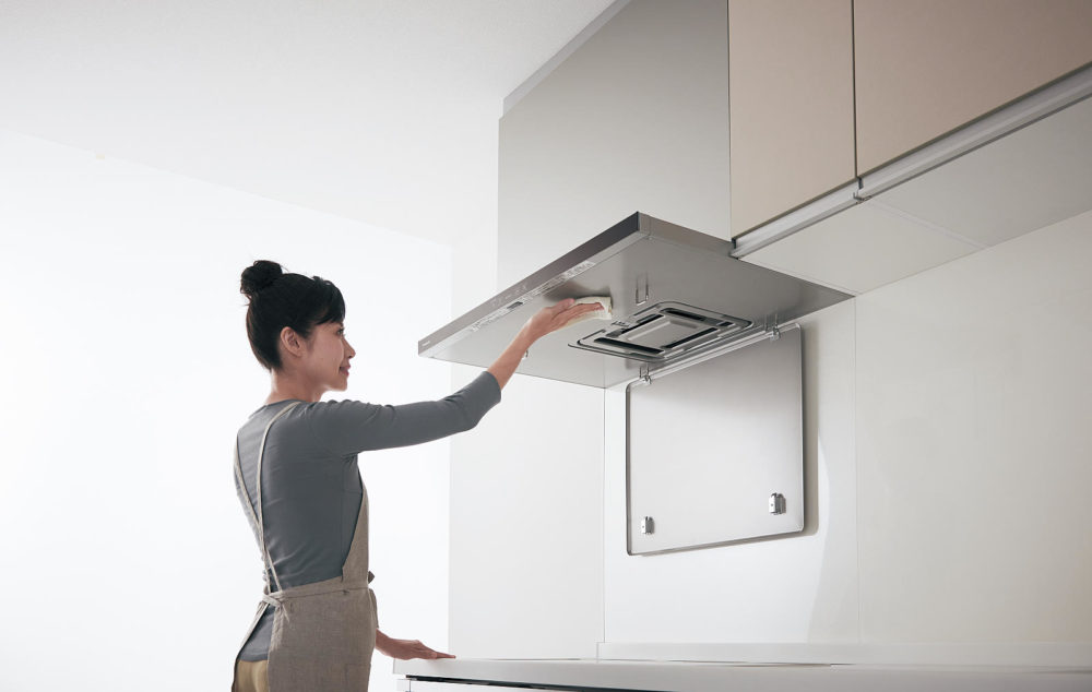 キッチンの面倒な掃除とさよならしたい方必見です