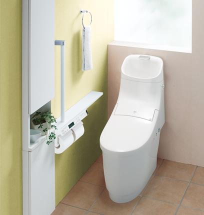 手洗い器が深く使い勝手のいいLIXILプレアスHS