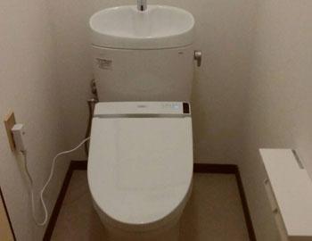 高崎市山名町S様 トイレ交換工事