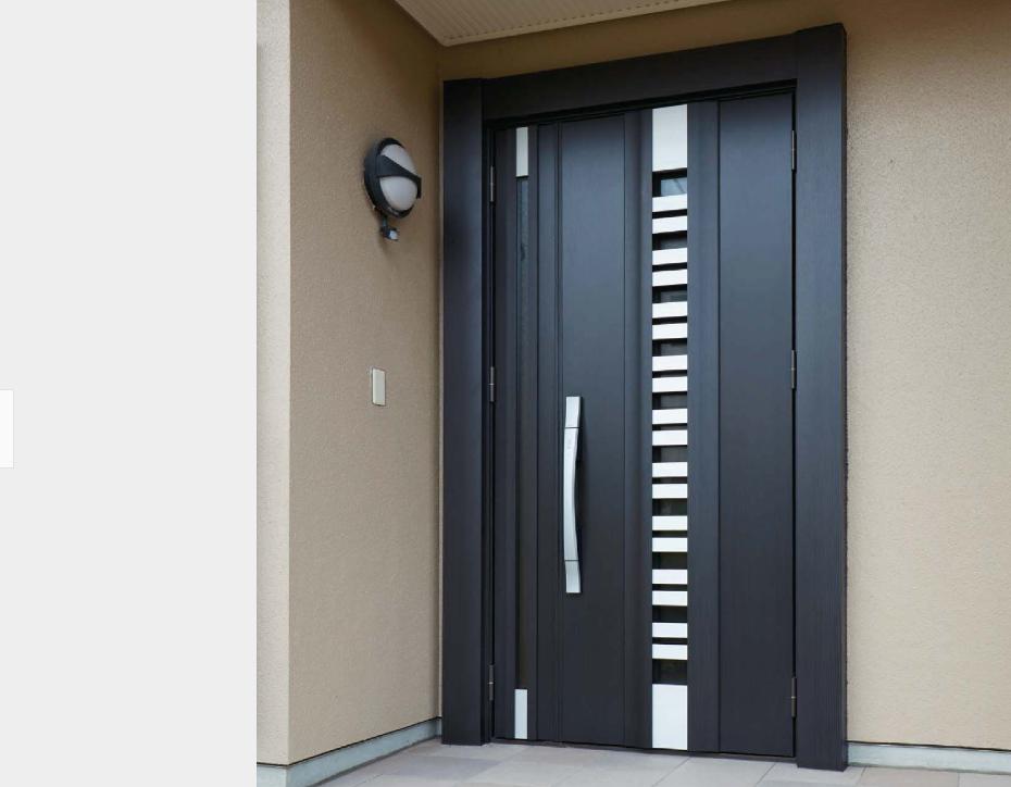 玄関ドアがバタンと閉まるときはどんな工事があるの?