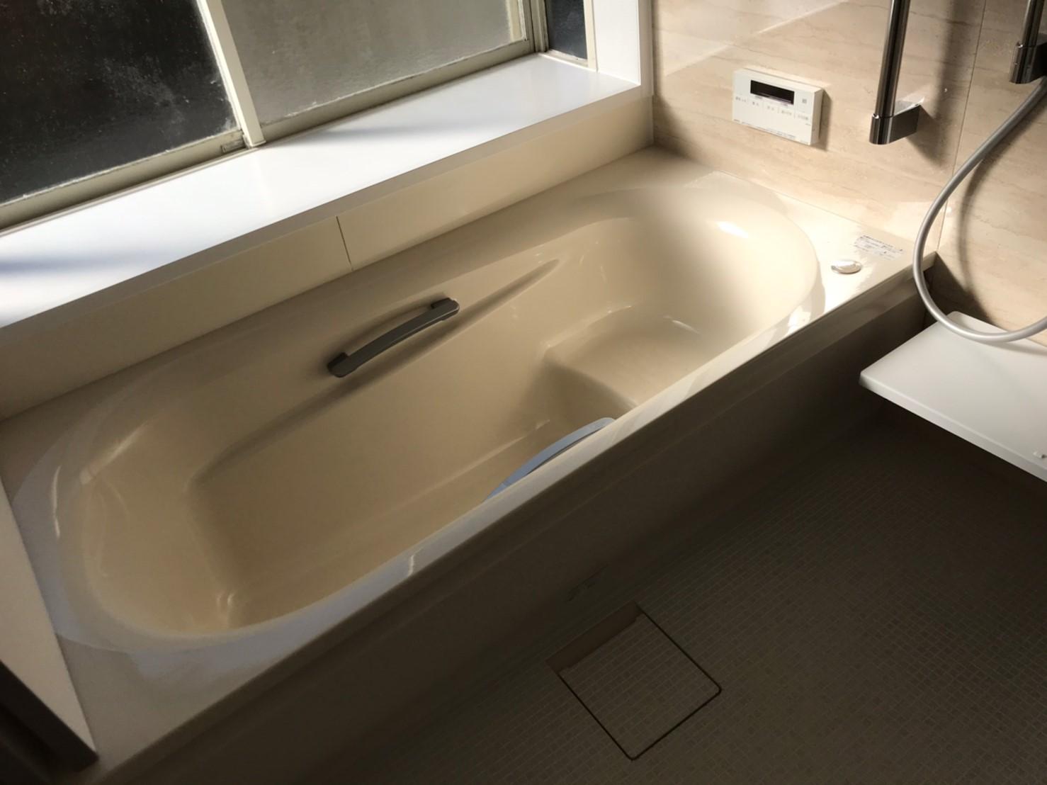 甘楽郡甘楽町にてお風呂工事が完了しました!
