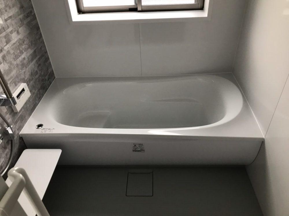 邑楽郡大泉町にて浴室工事が完了しました