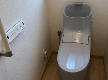 さいたま市北区N様 トイレ交換工事