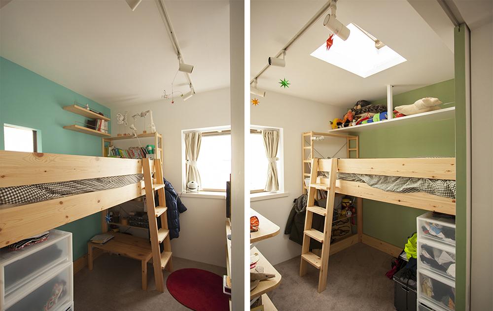 子供部屋を分けたい!間仕切り壁の工事費用と日数はどれくらい?