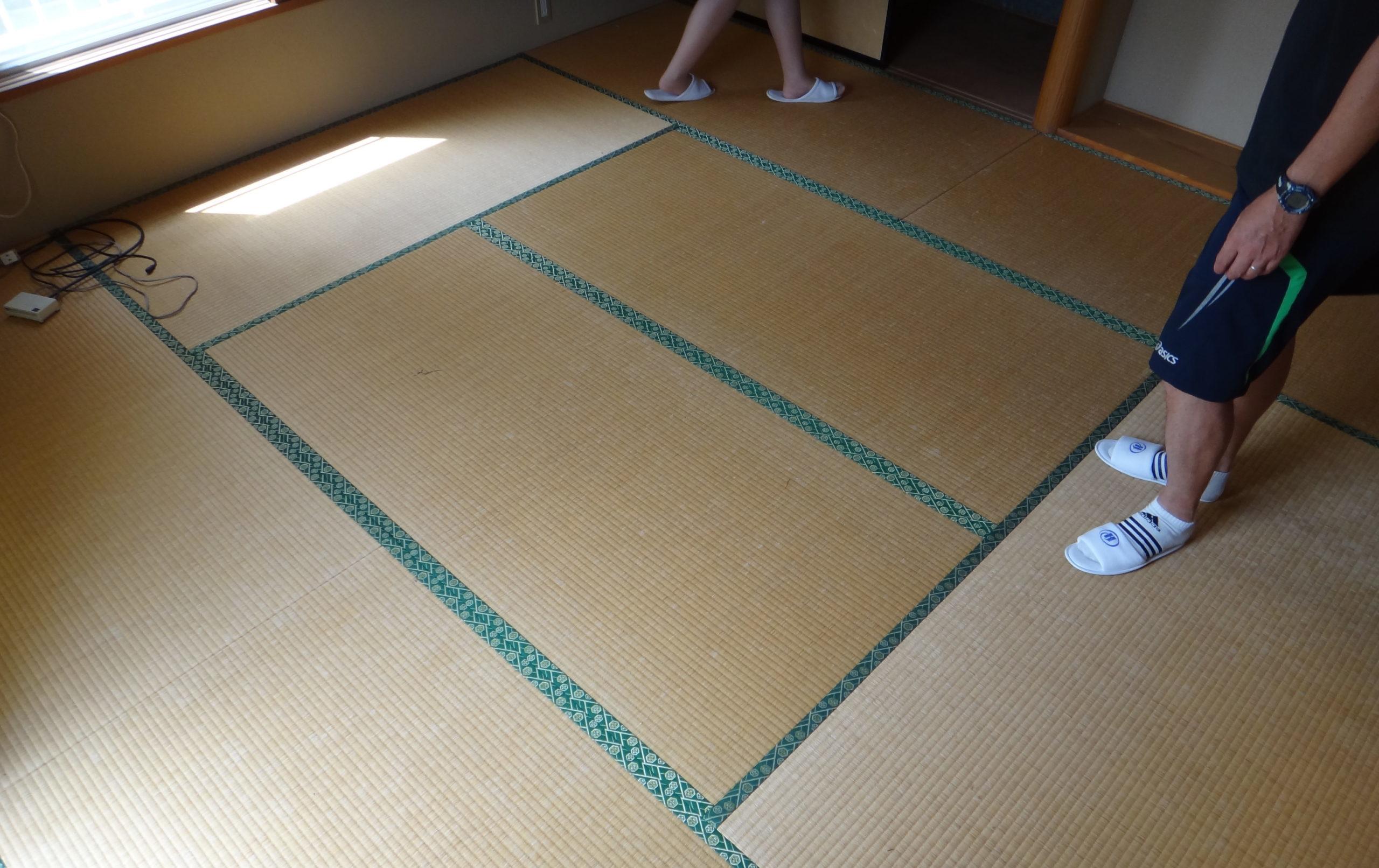 前橋市にて和室改修の現場調査に行ってきました。